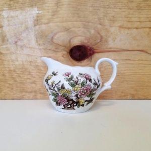 Vintage Stylehouse Indian Tree Creamer Bowl